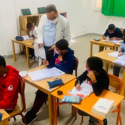 Création classes Spécialisés TDA