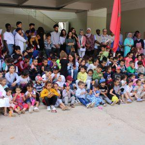 Journée d'intégration Ecole Palmier